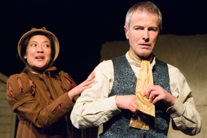 Louise Mai Newberry and Richard Sandells - John Clare