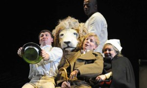 The Butterfly Lion by Michael Morpurgo performed at the Mercury Theatre, Colchester